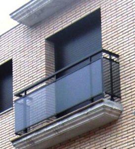 Barandilla de ventana